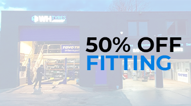 Up to 50% Off Fitting
